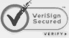 VeriSign Secured Seal